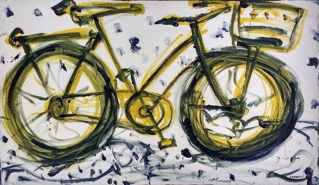 , 'Street Bike,' , Inn Gallery