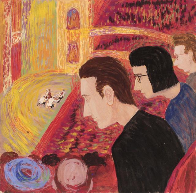 , 'String Quartet,' 1948-1949, Andy Warhol Museum