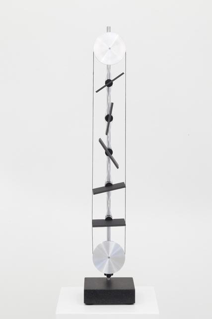 , 'sound-sculpture | nº 1 5+1EA,' 2015, Galerie Denise René