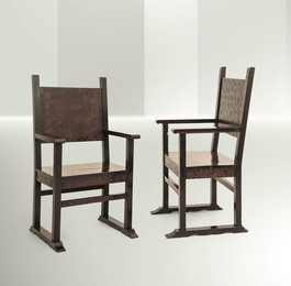 two armchairs, Italy