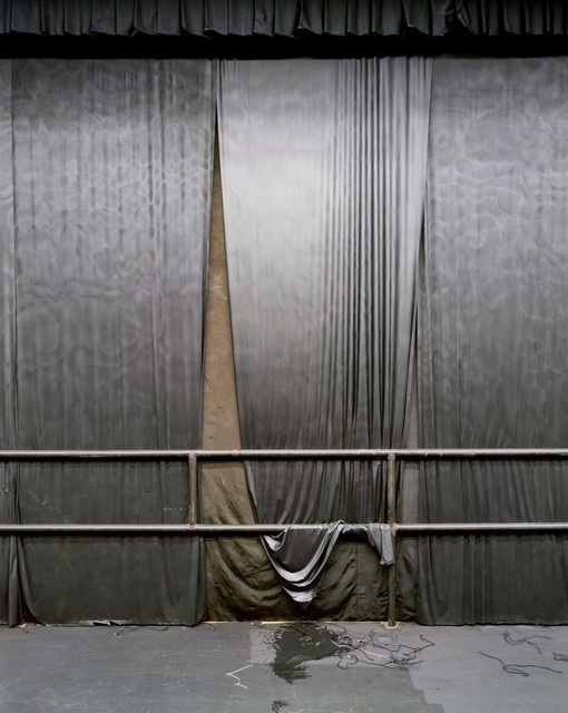 , 'Silver Curtain,' 1997, Casemore Kirkeby