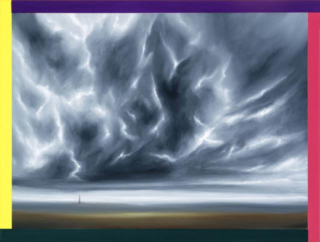 , 'Wolkenlandschaft 2:30 Uhr,' 2018, Galerie EIGEN + ART