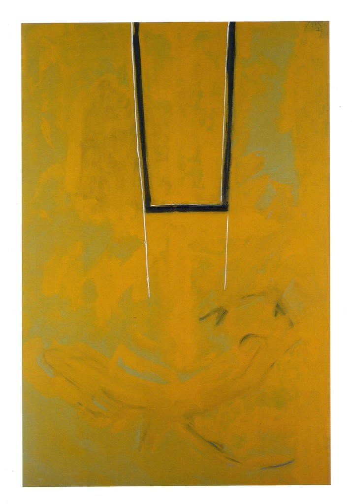 Robert Motherwell | Great Wall of China No.4 (1971) | Available for ...