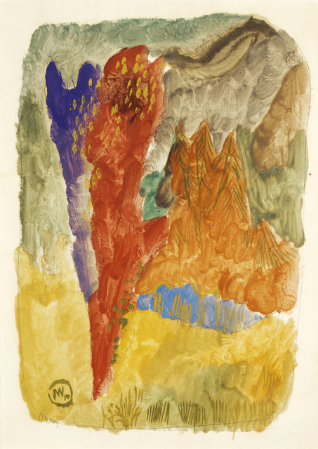 , 'Autumn,' 1950, Galerie Kovacek