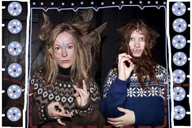 , 'Untitled (Norway two girls),' 2012, Nicola von Senger