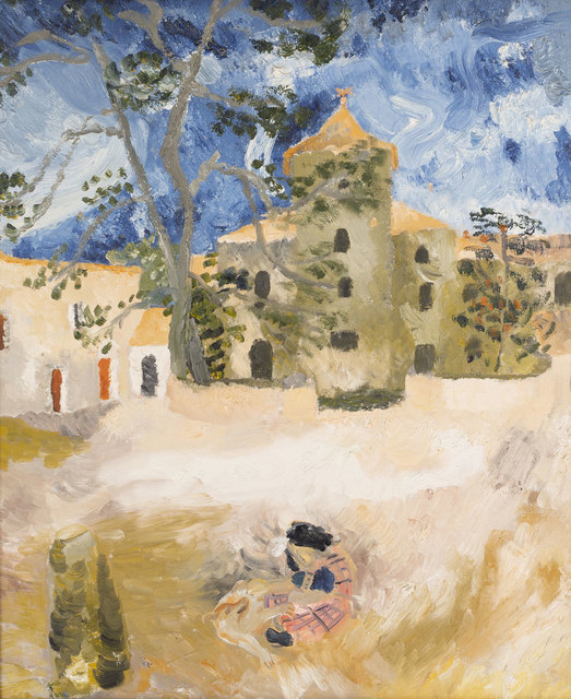 , 'Untitled,' ca. 1947, Belgrave St Ives