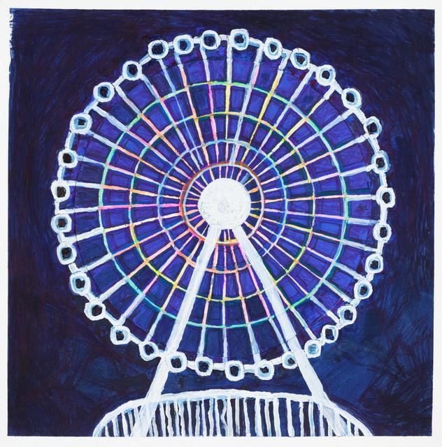 , 'Space Needle. The Giant Wheel in Seattle Washington,' 2018, Creativity Explored
