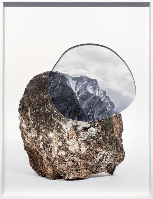 Richard T. Walker, 'the expansively acute #1', 2018, Fraenkel Gallery
