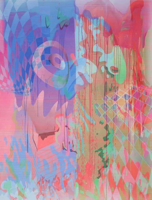 , 'Untitled,' 2015, Bluerider ART