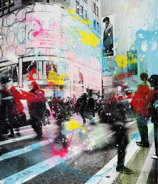 , 'Cuando Llegues,' 2016, DECORAZONgallery