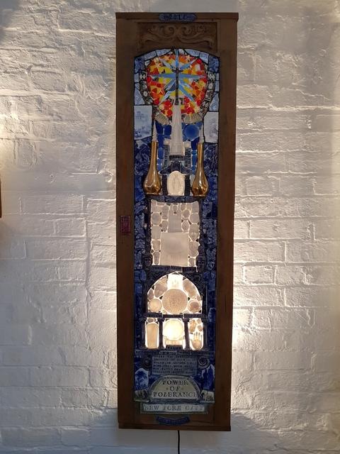 , 'Tower of Tolerance,' 2012, Barewall Art Gallery