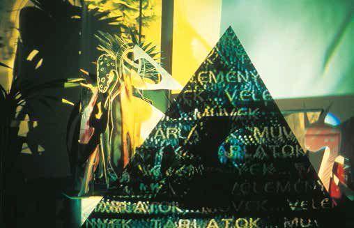 , 'Pyramid,' 1989, Faur Zsofi Gallery
