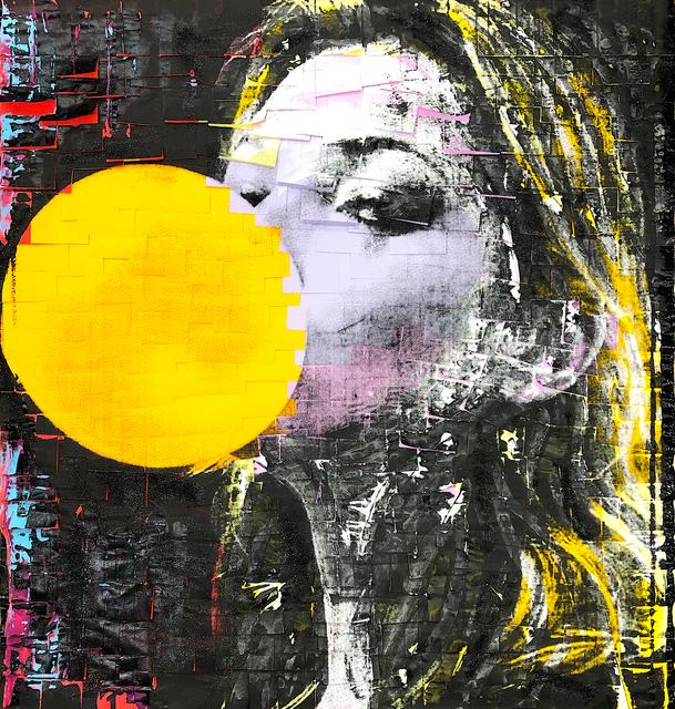 Ardan Özmenoğlu, 'Beauty Balloon Orange II', 2019, FREMIN GALLERY