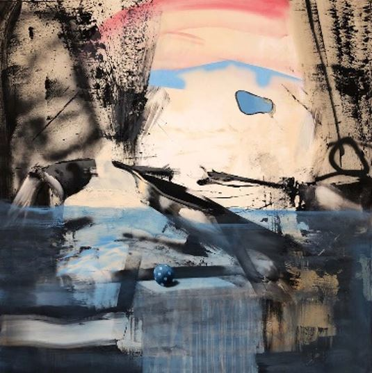 Marcus Jansen, 'Water Rising', 2019, Danysz Gallery
