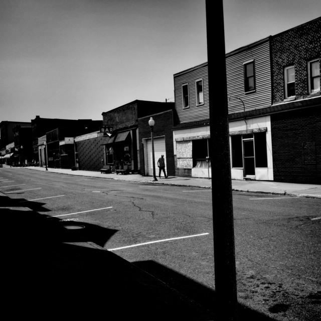 , 'Downtown, Calumet, Michigan, 2015,' 2015, Magnum Photos