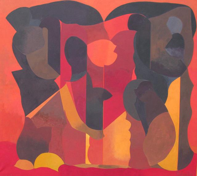, 'Estacion violenta,' 2013, Galeria Oscar Roman