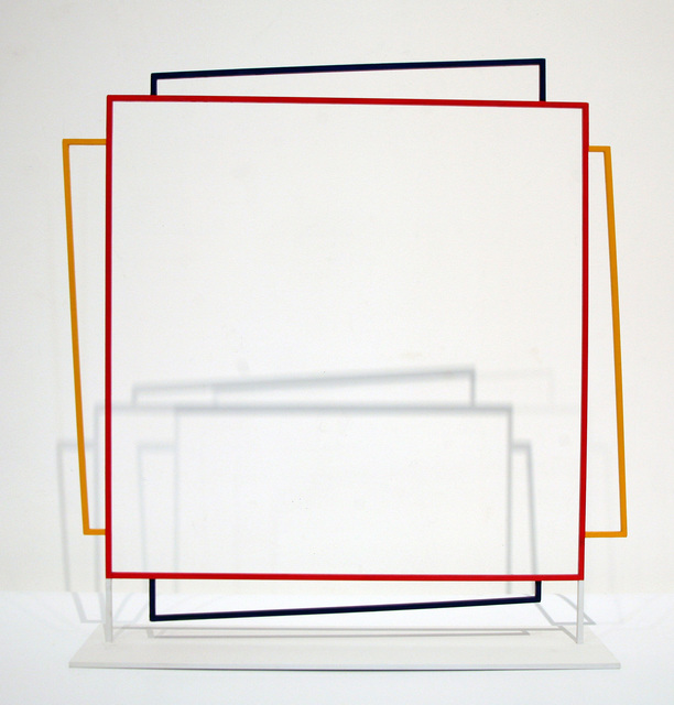 , 'For Mondrian - Opaque,' 2000, David Richard Gallery