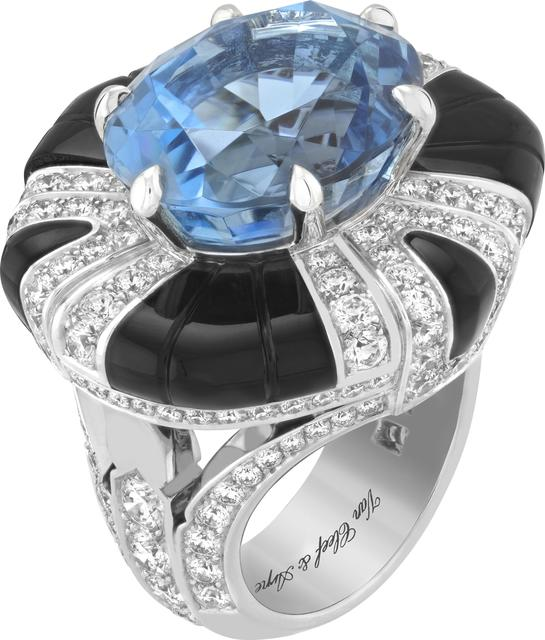 , 'Moana ring. Unique piece, High Jewelry Collection,' 2020, Van Cleef & Arpels