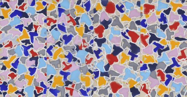 John Peart, 'Zillij I', 2007, Charles Nodrum Gallery