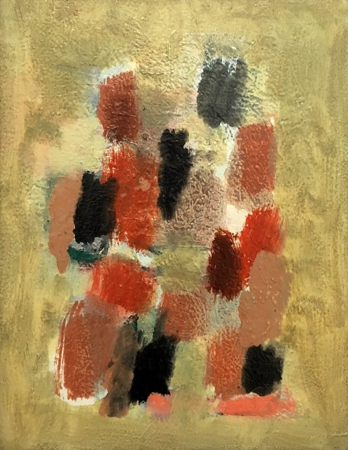 , 'Untitled (Abstraction),' ca. 1960, Richard Norton Gallery