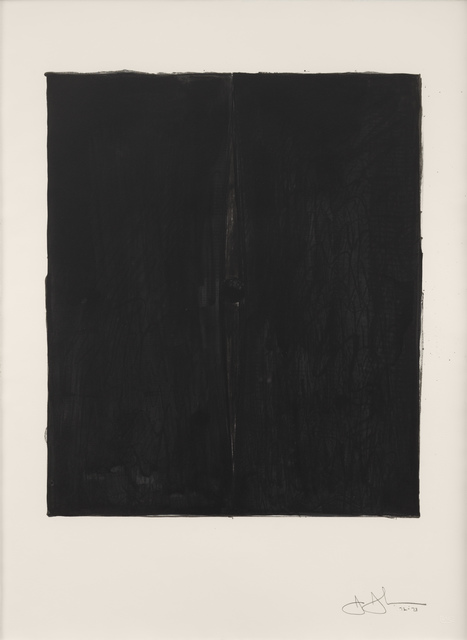 Jasper Johns, 'Painting with a Ball', 1973, Print, Lithograph, Susan Sheehan Gallery