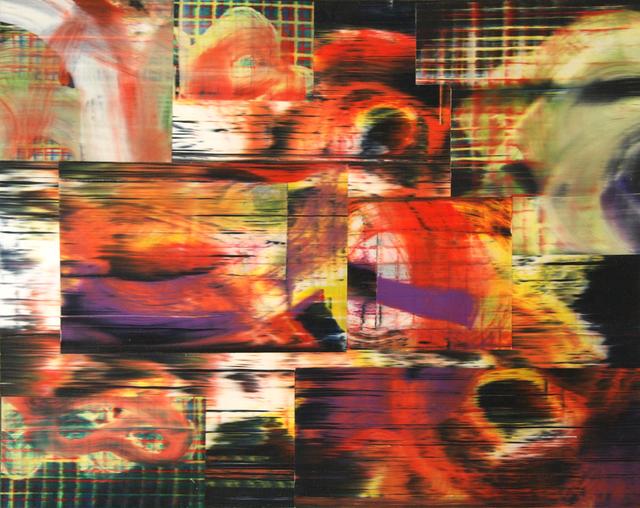, 'Uniform frazzle,' 2014, Galerie BAC