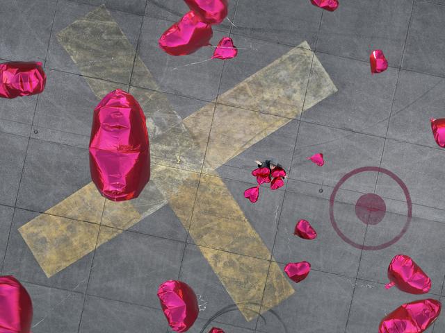 , 'XO,' 2018, Winston Wächter Fine Art