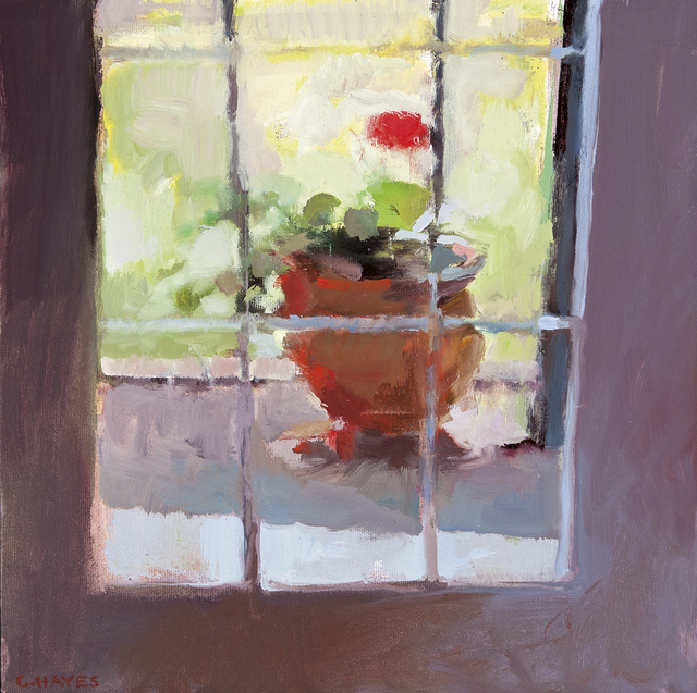 , 'Home Geraniums #1,' , Dowling Walsh