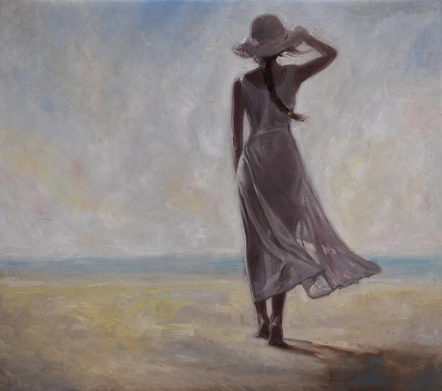 , 'Strand II.,' 2019, Galerie Barbara von Stechow