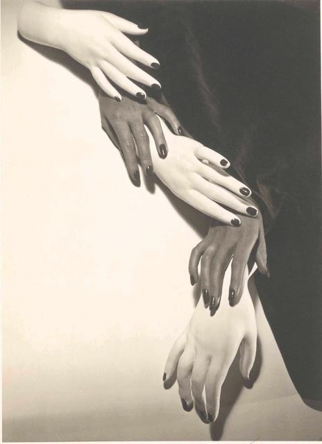 , 'Hands, Hands, Hands, New York ,' 1941, Bernheimer Fine Art