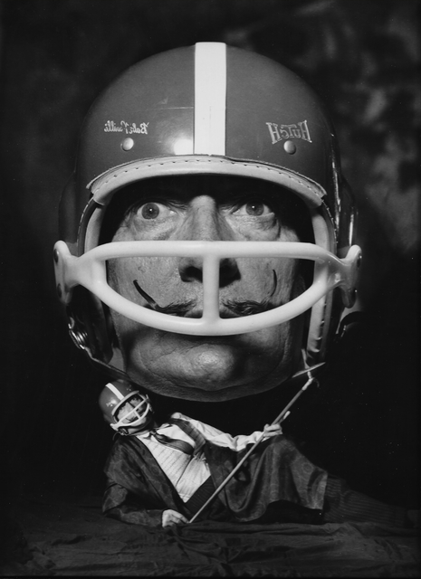 , 'Dali with the casque,' 1964, °CLAIR Galerie