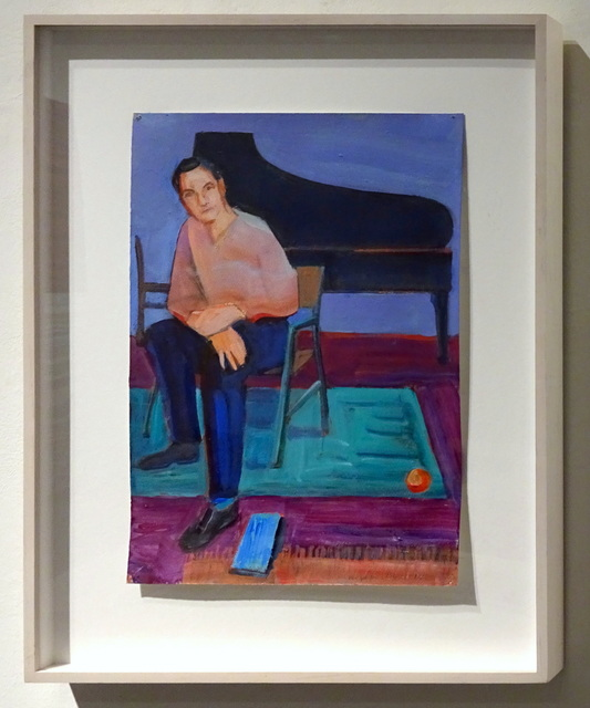 , 'Untitled (Man with Piano) - Discounted 40% ,' 1998, Kim Eagles-Smith Gallery