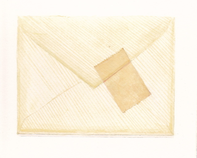 , 'Light Envelope with Tape,' 2016, Garvey | Simon