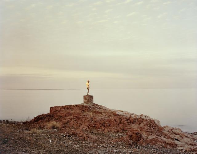 , 'Priozersk XIV (I Was Told She Once Held An Oar), Kazakhstan,' 2011, Flowers
