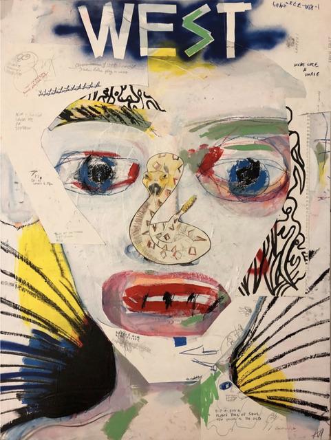 Alison Mosshart, 'WEST', 2018, FF-1051 Gallery