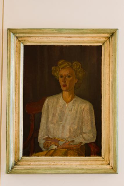 , 'Portrait - Lili Correia de Araújo,' 1935, Sandra e Márcio