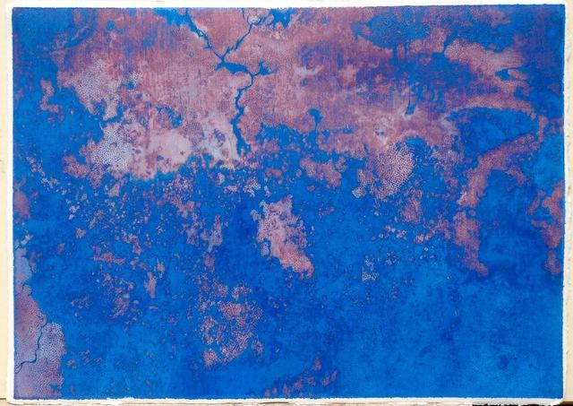 , 'Satellite Map 5,' 2018, Emmeotto Arte