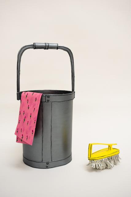 , 'Bucket and Scrub Brush,' 2019, Gallery 16