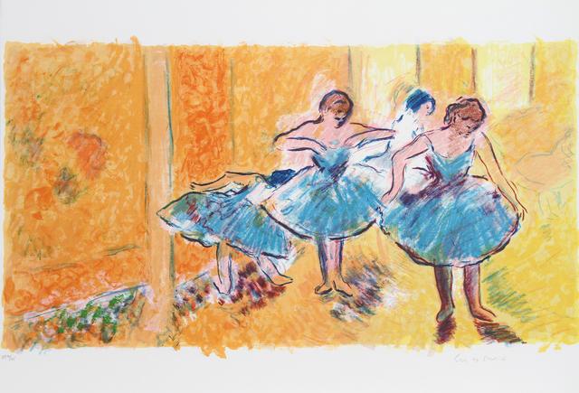Wayne Ensrud, 'Rehearsal', 1980, RoGallery