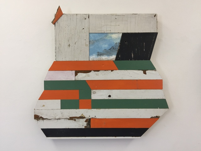 , 'The Sea Over the Clouds,' 2018, The Schoolhouse Gallery