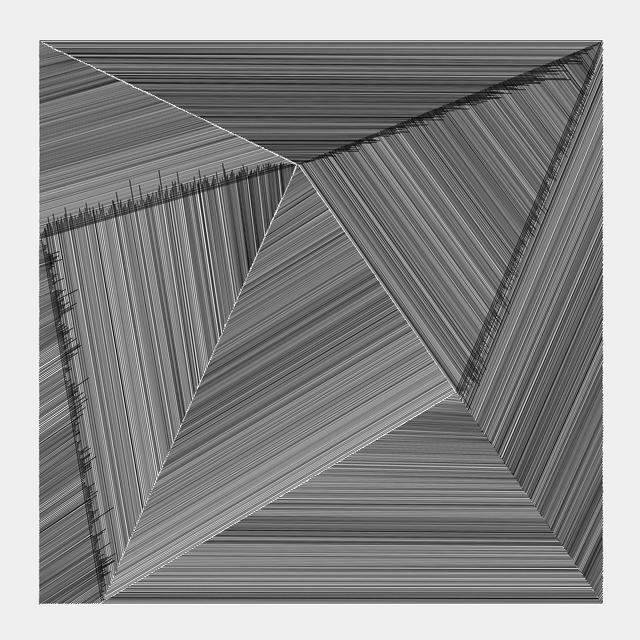 , 'Temps et variations III (gris) / Time & Variations III (grey),' 2017, ELLEPHANT