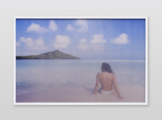 , 'Jennifer in Paradise, Grain_Sprinkle, CS6 lenticular series,' 2015, Future Gallery