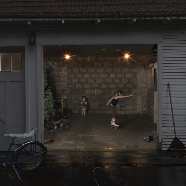 , 'Garage,' 2012, Robert Mann Gallery