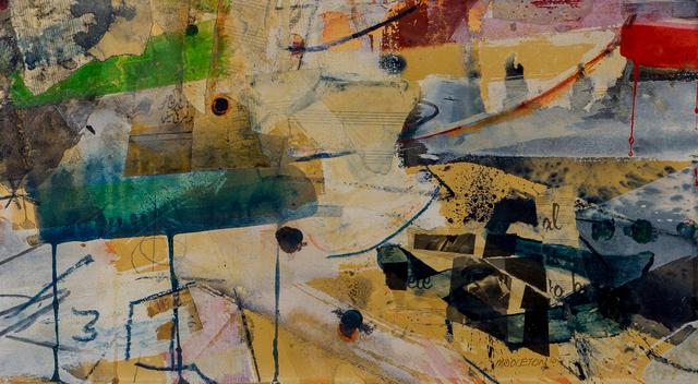 , 'Ode to Thelonius,' 1965, Spanierman Modern