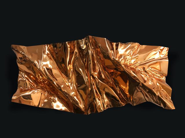 Mareo Mario Rodriguez, 'Mantle Series Copper', 2019, Madison Gallery