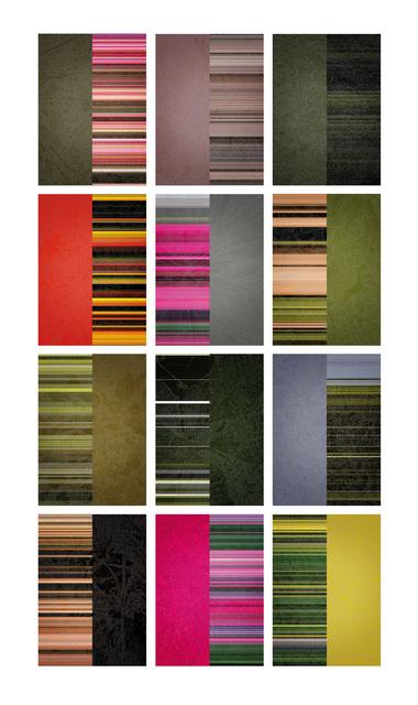 , 'from the series Reconhecimento de Padrões, R_P*A1 [Pattern Recognition],' 2014, Zipper Galeria