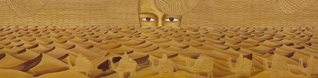 Kangja JUNG, 'The Sahara', 2011, Arario Gallery