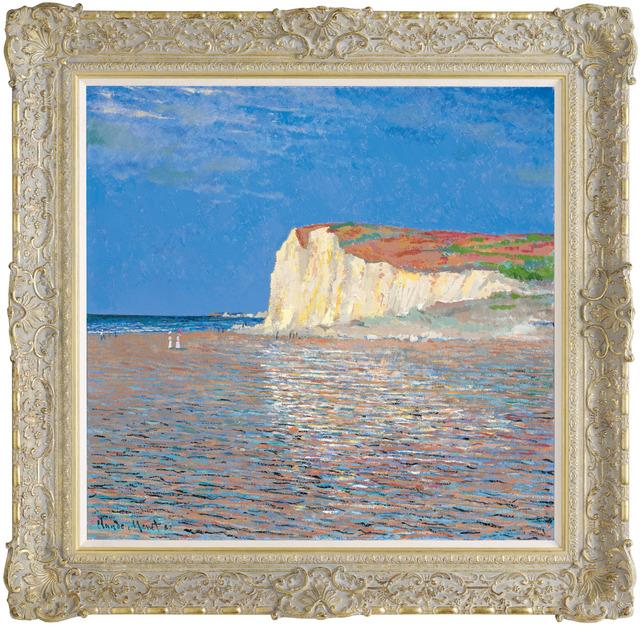 John Myatt, 'Low Tide At Pourville - In The Style Of Claude Monet', 2015, Castle Fine Art