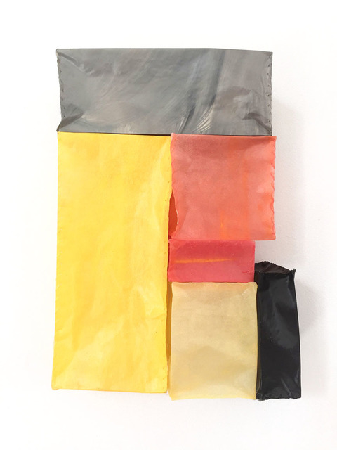 , 'Paper Quilt #4,' 2016, Carrie Haddad Gallery