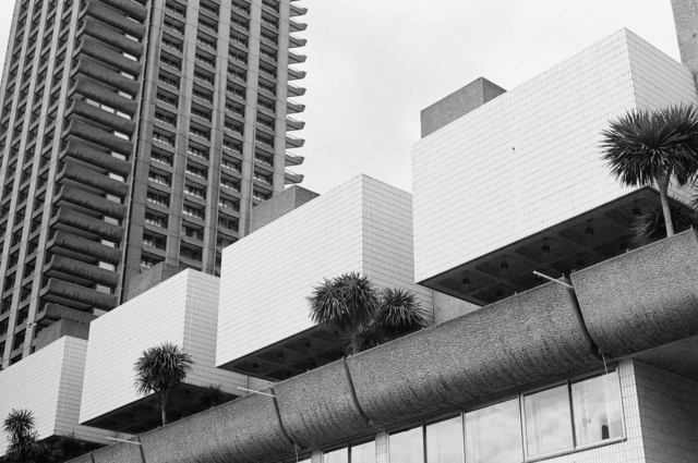 Natalia Poniatowska, 'Barbican', 2018, Photography, 35mm black and white film printed on pearl paper, The Spaceless Gallery